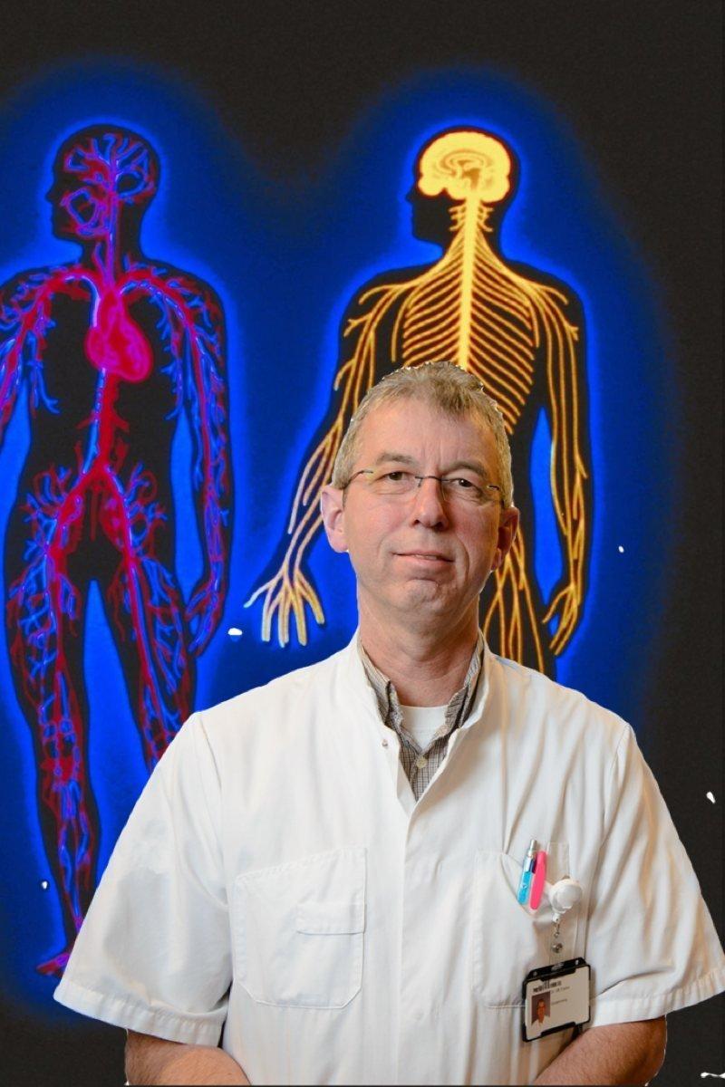 gynaecoloog Henk Franke